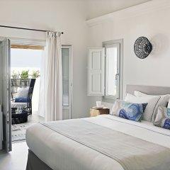 Отель Santo Maris Oia, Luxury Suites & Spa 5* Вилла Делюкс с различными типами кроватей фото 2