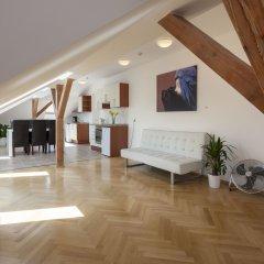 Апартаменты Capital Apartments Prague Апартаменты с различными типами кроватей