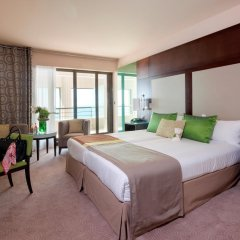 Отель Hyatt Regency Nice Palais de la Méditerranée 5* Стандартный номер с различными типами кроватей фото 10