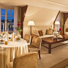 Отель Adlon Kempinski гостиная