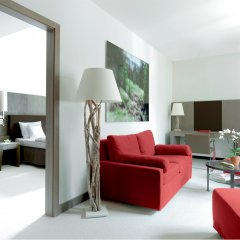 Отель A-ROSA Kitzbühel 5* Стандартный номер с различными типами кроватей фото 2