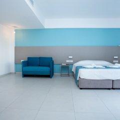 Mandali Hotel Apartments 2* Стандартный семейный номер с различными типами кроватей
