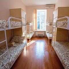 Comfort Hostel Кровать в женском общем номере с двухъярусной кроватью