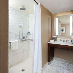 Отель Crowne Plaza Times Square Manhattan 4* Стандартный номер с различными типами кроватей фото 4