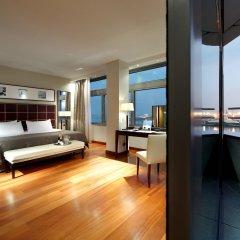 Отель Eurostars Grand Marina 5* Стандартный номер с различными типами кроватей фото 9