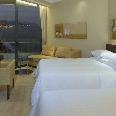 Sheraton Nha Trang Hotel & Spa 5* Стандартный номер с различными типами кроватей