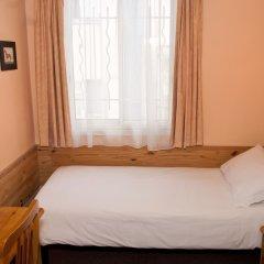 Отель Hôtel Comte de Nice 2* Стандартный номер с различными типами кроватей