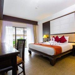 Отель Nipa Resort 4* Номер Делюкс с разными типами кроватей фото 5