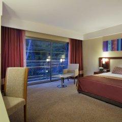 Euphoria Hotel Tekirova 5* Люкс с различными типами кроватей фото 6