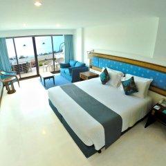 Andaman Beach Suites Hotel 4* Номер Делюкс разные типы кроватей фото 3