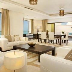 Отель Hilton Dubai The Walk 4* Президентский люкс с различными типами кроватей фото 2