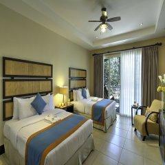 Casa Conde Beach Front Hotel - All Inclusive 4* Улучшенный номер с различными типами кроватей