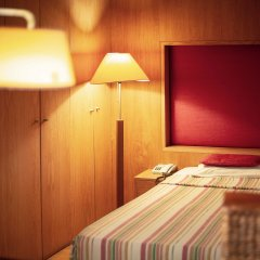 Отель Apartamentos Turisticos Atlantida Улучшенные апартаменты разные типы кроватей