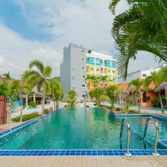 Отель Phaithong Sotel Resort открытый бассейн фото 5