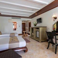 Отель Thavorn Beach Village Resort & Spa Phuket 4* Стандартный номер разные типы кроватей фото 6