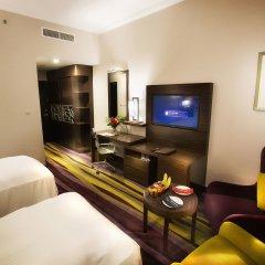 Ghaya Grand Hotel 5* Апартаменты с различными типами кроватей фото 2