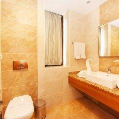 Отель Liberty Hotels Oludeniz 4* Улучшенный номер с различными типами кроватей фото 5