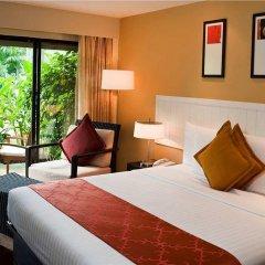 Отель Novotel Phuket Surin Beach Resort 4* Люкс повышенной комфортности с различными типами кроватей фото 2