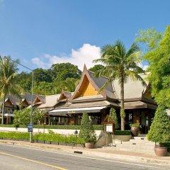 Отель Baan Yin Dee Boutique Resort вход в здание