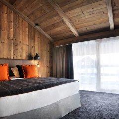 Отель M de Megève 5* Люкс повышенной комфортности с различными типами кроватей
