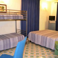 Hotel Centrale Amalfi 3* Стандартный номер с различными типами кроватей