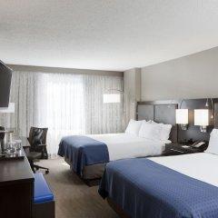 Отель Holiday Inn Washington-Capitol 3* Представительский номер с различными типами кроватей
