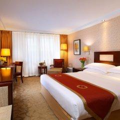 Sunworld Hotel Beijing Wangfujing 4* Улучшенный номер с различными типами кроватей