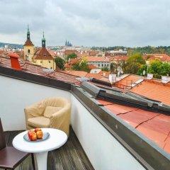 Отель Wishlist Old Prague Residences Улучшенные апартаменты с различными типами кроватей