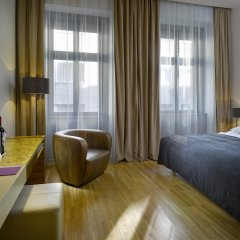 The ICON Hotel & Lounge 4* Номер Делюкс с различными типами кроватей фото 2