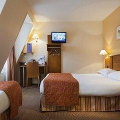 Отель Timhotel Montmartre Париж комната для гостей фото 5