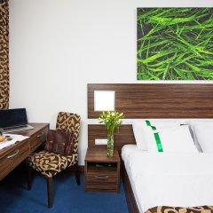 Президент Отель 4* Номер Бизнес с двуспальной кроватью