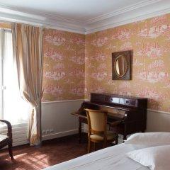 Hotel Des Saints Peres комната для гостей фото 7