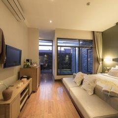 Отель The Sea Koh Samui Boutique Resort & Residences Самуи комната для гостей фото 18