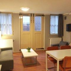 Отель Old City Amsterdam Bed and Breakfast 3* Люкс с различными типами кроватей