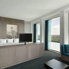 Leonardo Hotel Amsterdam Rembrandtpark 4* Представительский номер с различными типами кроватей фото 2