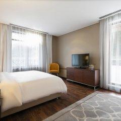 Гостиница Сочи Марриотт Красная Поляна комната для гостей фото 2