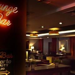 Гостиница Холидей Инн Московские ворота гостиничный бар фото 2