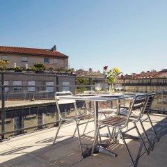 Отель Aparthotel Adagio Marseille Vieux Port балкон