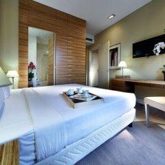 Eurostars Hotel Saint John 4* Стандартный номер с различными типами кроватей фото 21