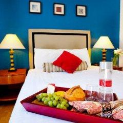 Отель The Alpine Inn & Suites 2* Стандартный номер с различными типами кроватей фото 10