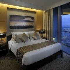 The Address, Dubai Mall Hotel 5* Стандартный номер с различными типами кроватей