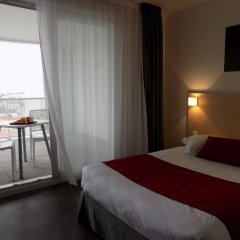 Hotel Paris Saint-Ouen 3* Стандартный номер с различными типами кроватей