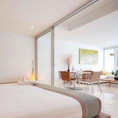 Отель The Quarter Resort Phuket 4* Люкс повышенной комфортности разные типы кроватей фото 2
