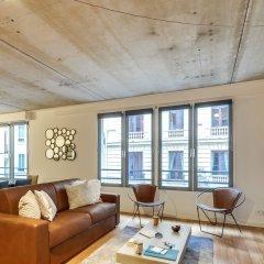 Апартаменты Sweet inn Apartments Galeries Lafayette-St Lazarre Стандартный номер с различными типами кроватей фото 2