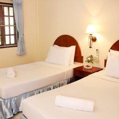 Отель Baan Pron Phateep Стандартный номер с различными типами кроватей