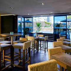 Отель Grand Mercure Singapore Roxy гостиничный бар