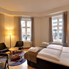 Отель Scandic Webers 4* Улучшенный номер с различными типами кроватей