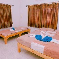 Отель Jomtien Sea Villa 3* Стандартный номер с различными типами кроватей фото 2