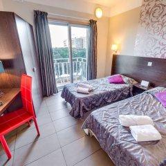 Carlton Hotel 3* Стандартный номер с различными типами кроватей фото 10