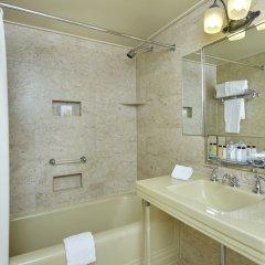 Отель Waldorf Astoria New York Нью-Йорк ванная фото 2